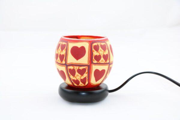 2015 12 24 12.36.45 min 600x400 - Lampe komplett mit Leuchtglas Motiv Hearts