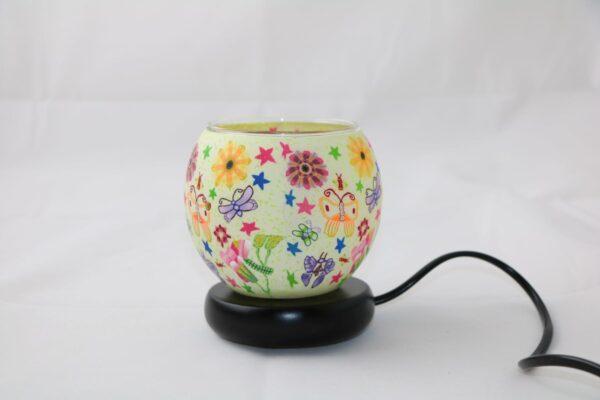 2015 12 24 12.39.52 min 600x400 - Lampe komplett mit Leuchtglas Butterfly Green