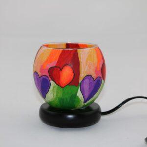 2015 12 24 12.43.41 min 300x300 - Lampe komplett mit Leuchtglas Ethno