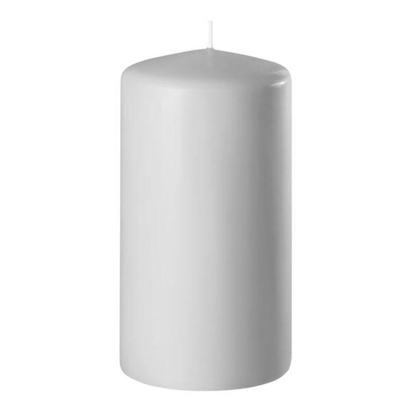 2357.43 12.16 DIV Typ 1 Kerzen Wenzel 278 silbergrau 600x600 - 8 oder 12 Stück Wenzel Safe Candle Silbergrau in verschiedenen Größen