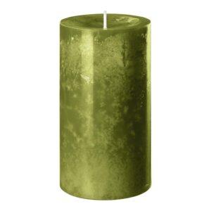 2358.31 12.16 div typ 2 kerzen wenzel2045 230 olive 300x300 - 8 oder 12 Stück Wenzel Kerze Trend Silbergrau in verschiedenen Größen