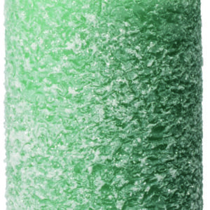 678 f10060 81 smaragd 000 lrg min 300x300 - 4 x Weihnachtskerze Serie Schneeball Größe 150x60 mm