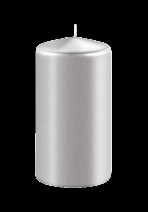 7 f10060 97 silber 000 sml min 600x857 - Safe Candle Flachkopf Silber Edition