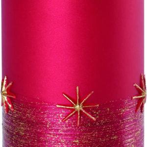 835 f10060 334g rubin 000 sml min 300x300 - 4 x Weihnachtskerze Serie Lights Größe 100x60 mm