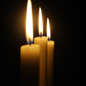 candle 179298 1920 1 300x300 - 12 x Spitzkerze Größe 300 x 23 mm