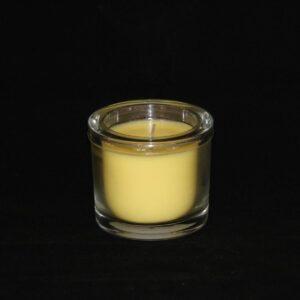 img 1083 min 300x300 - 6 x Wenzel Kerze im Glas Farbe pastellgelb