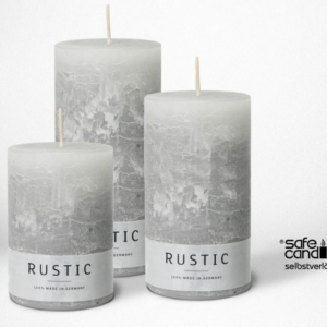 uebersicht 300x300 - 4 x Rustic Safe Candle 80x80 mm